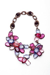 A necklace from the Lanvin Spring/Summer 09 collection
